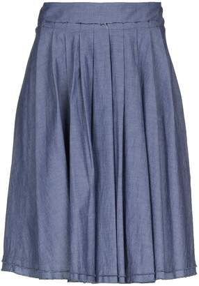 Aquascutum London Knee length skirts - Item 35403426VT
