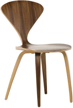 Nuevo Satine Walnut Dining Chair