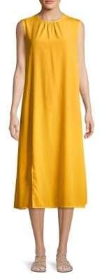 Vero Moda Side-Slit Midi Dress