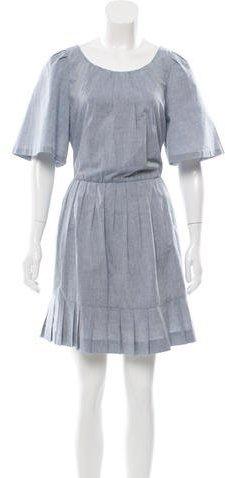 3.1 Phillip Lim3.1 Phillip Lim Denim Mini Dress