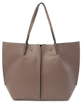 Sondra Roberts Leather Tote Bag
