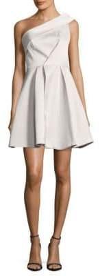 Keepsake Moon Dust Asymmetric Dress