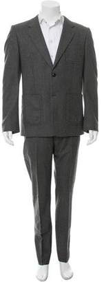Marc Jacobs Two-Button Virgin Wool Suit