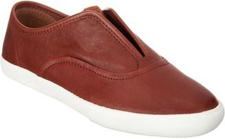 Frye Leather Slip-On Sneakers - Maya