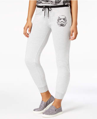 Star Wars Juniors' Storm Trooper Graphic Sweatpants