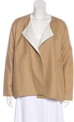 Akris Lightweight Open-Front Jacket