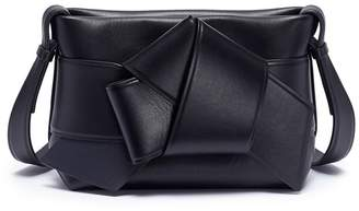 Acne Studios 'Musubi' knot front leather shoulder bag