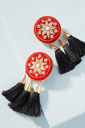 Mignonne Gavigan Short Devora Drop Earrings