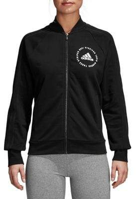 adidas Sport ID French Terry Bomber Jacket
