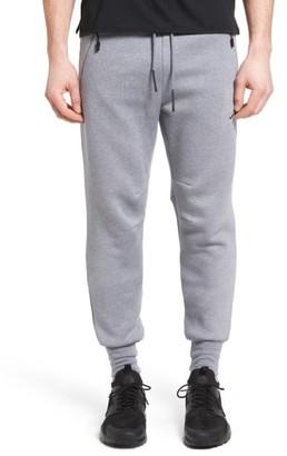 Men's Nike Jordan Icon Fleece Sweat Pants $90 thestylecure.com