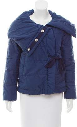 Marc by Marc Jacobs Quilted Puffer Jacket