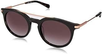 Fossil Women's 2029/s Round Sunglasses