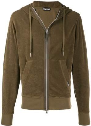 Tom Ford zip-up hoodie