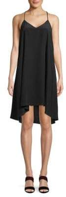 Club Monaco Briana Silk Dress