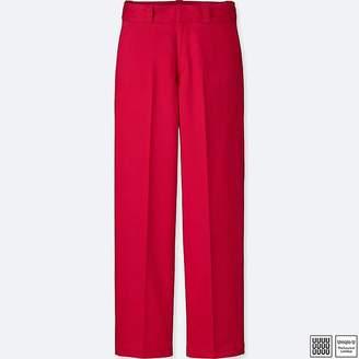 Uniqlo Women's U Cotton Straight Pants