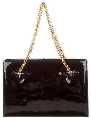 Gucci Vintage Chain Evening Bag