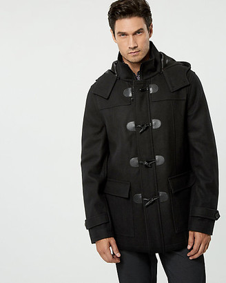 Le Château Melton Wool Blend Duffle Coat