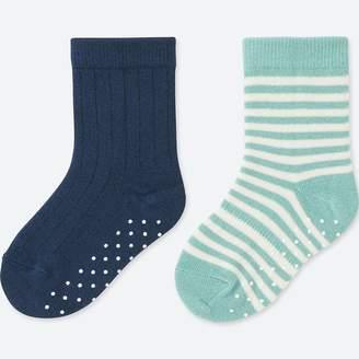 Uniqlo BABIES Socks 2 Pairs