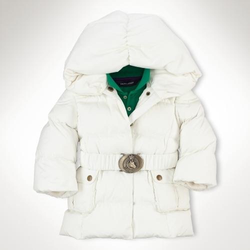 Ralph Lauren Luxury Down Jacket
