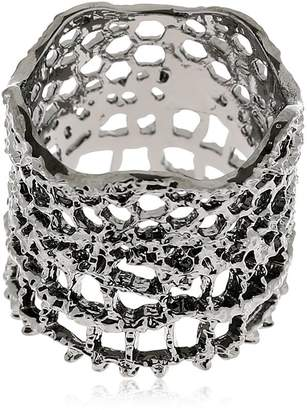 Aurelie Bidermann Dentelle Bague Ring