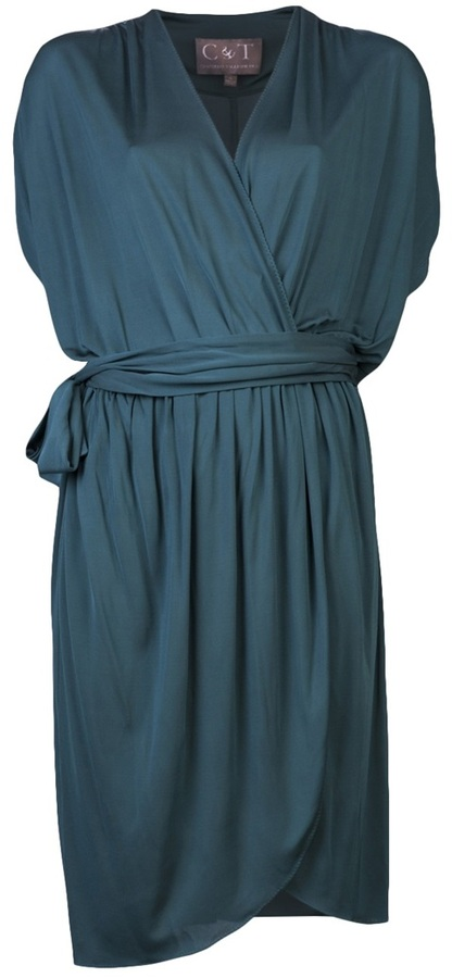 Costello Tagliapietra Wrap dress