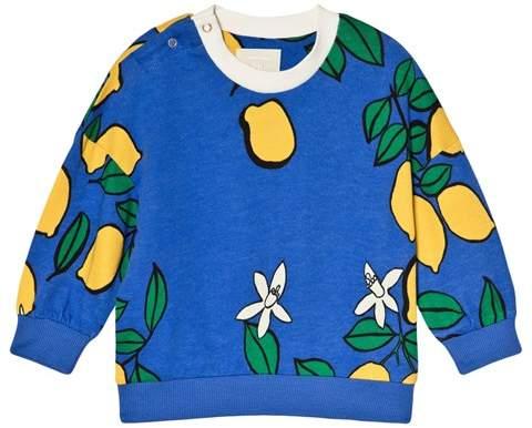 Blue Lemon Sweatshirt