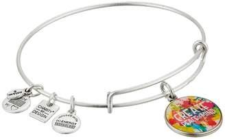 Alex and Ani Peace Of Mind Charm Bangle Bracelet