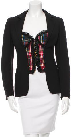 MoschinoMoschino Couture Blazer