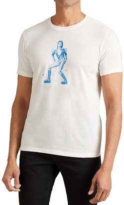 John Varvatos Star USA Bowie Ziggy Stardust Graphic Tee $78 thestylecure.com