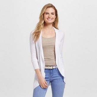Merona Women's Long Sleeve Cocoon Sweater $22.99 thestylecure.com