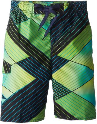Kanu Surf Big Boys' Y.O.L.O. Swim Trunks