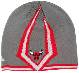 adidas Chicago Bulls Pride Jersey Hook Knit Hat