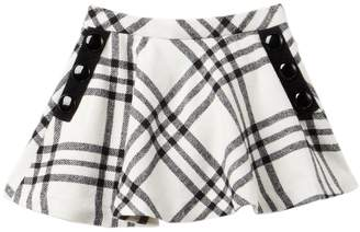 Kate Spade plaid skirt (Toddler & Little Girls)
