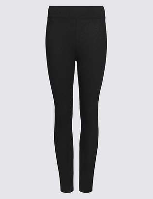 Marks and Spencer PETITE Cotton Rich Leggings