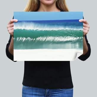 "Vince Printscapes Wall Art: 18"" x 12"" Canvas Premium Art Print - Travel by Cavataio"