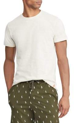 Polo Ralph Lauren Three-Pack Crewneck Cotton Classic-Fit Tees