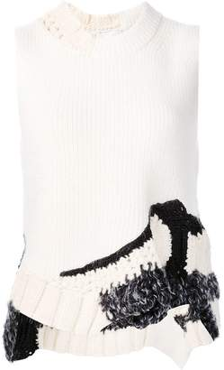 3.1 Phillip Lim hand-crocheted tank top