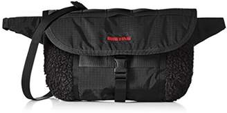 Briefing (ブリーフィング) - [ブリーフィング] ショルダーバッグ COLD WEATHER FLAP POD BRF529219 010 BLACK
