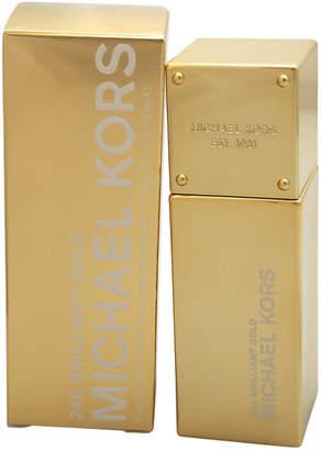 Michael Kors Women's 24K Brilliant Gold 1.7Oz Eau De Parfum Spray