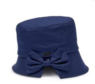 Betmar Women's Gigi Asymmetrical Bucket Hat