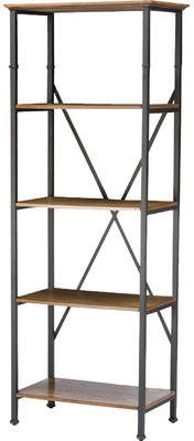 Wholesale Interiors Lancashire Etagere Bookcase