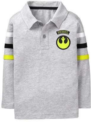 Gymboree Rebel Rugby Shirt