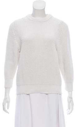 Demy Lee Long Sleeve Rib Knit Sweater