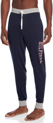 Tommy Hilfiger Tipped Logo Pajama Joggers
