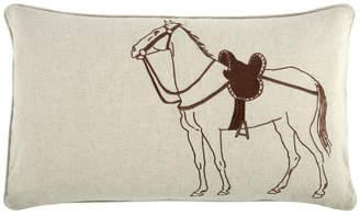 Thomas Paul Thoroughbred Pillow 3 - Java