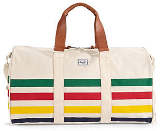 Herschel HUDSON'S BAY COMPANY x Multistripe Novel Duffle Bag
