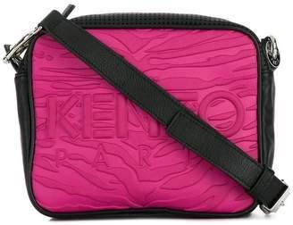 Kenzo logo crossbody bag