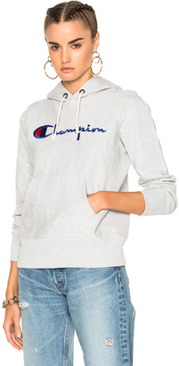 Champion Hooded Sweatshirt $155 thestylecure.com