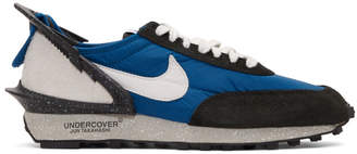 Nike Blue and Black Undercover Edition Daybreak Sneakers