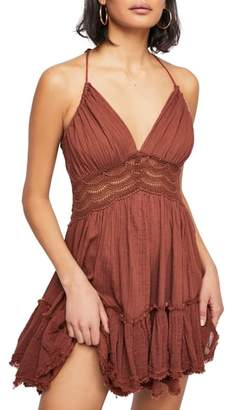 Free People 200 Degree Minidress